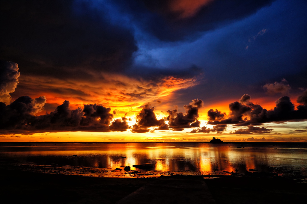 Clouds come floating into my life, no longer to carry rain or usher storm, but to add color to my sunset sky. -- Rabindranath Tagore