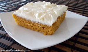 Pumpkin Bars 2 on blog